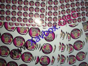 stickers Xavbox