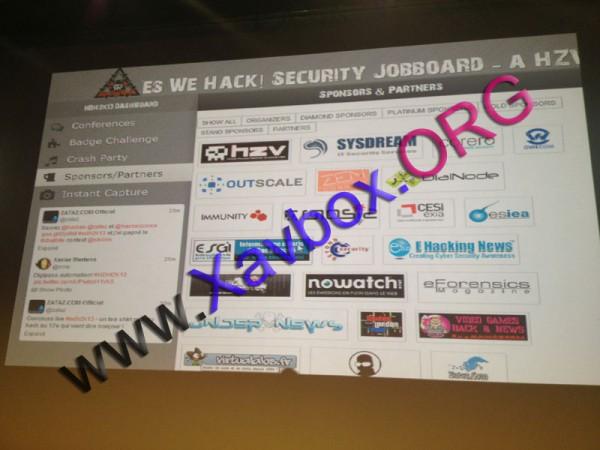 partenaires nuit du hack