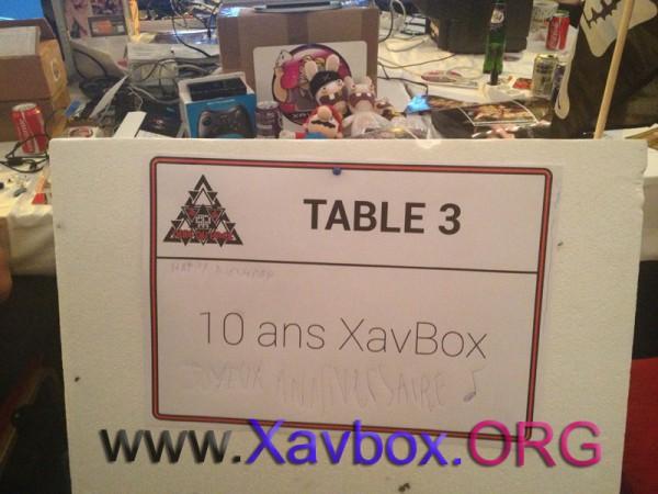 10 ans de Xavbox