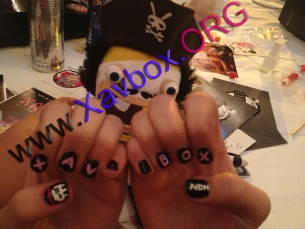 nail art nuit du hack