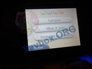 mise à jour 3DS