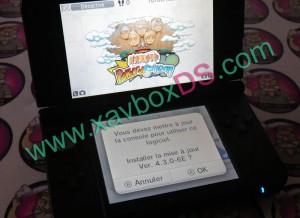 mise a jour 3DS